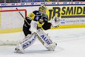 Fransson plockade AIK:s 15 av 17 skott på mål.