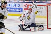 AIK:s Engstrand plockade 16 av VIK:s 17 skott på mål.